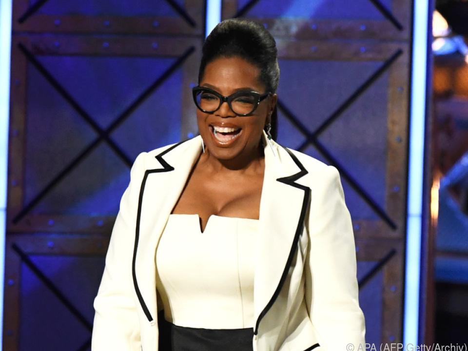 Oprah Winfrey wird kommendes Jahr geehrt