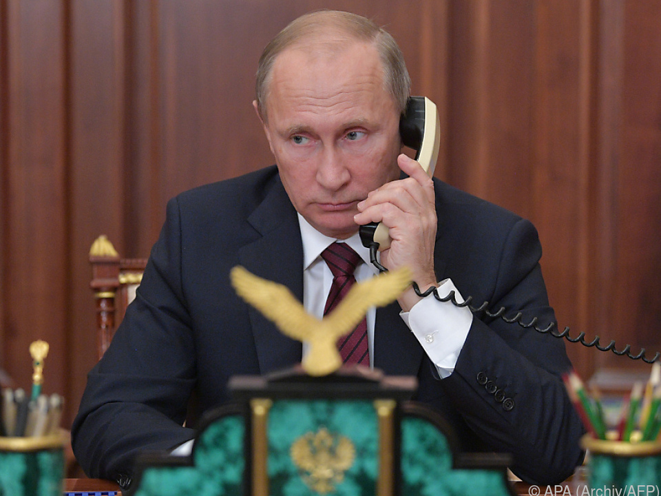 Putin unterschrieb das Gesetz im November