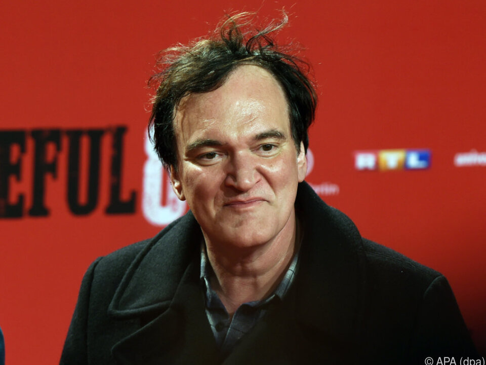 Quentin Tarantino zieht es ins Weltall