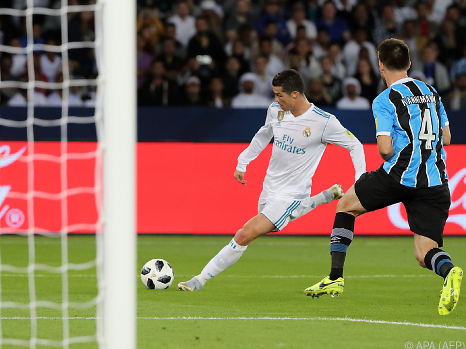 Ronaldo machte wieder einmal den Unterschied aus