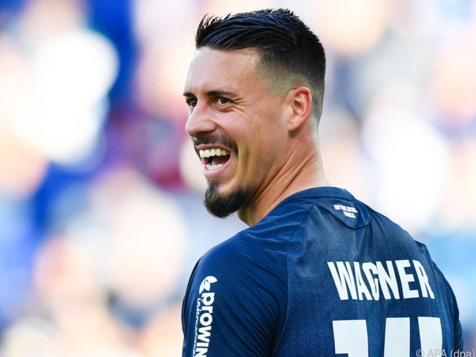 Sandro Wagner soll Lewandowski ersetzen