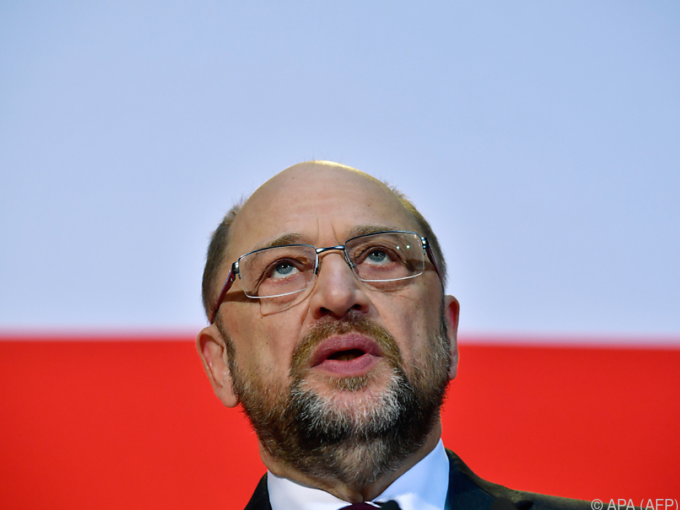 Schulz steht unter Druck