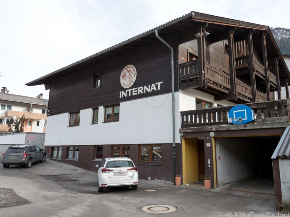 Ski-Internat deckte angeblich Täter