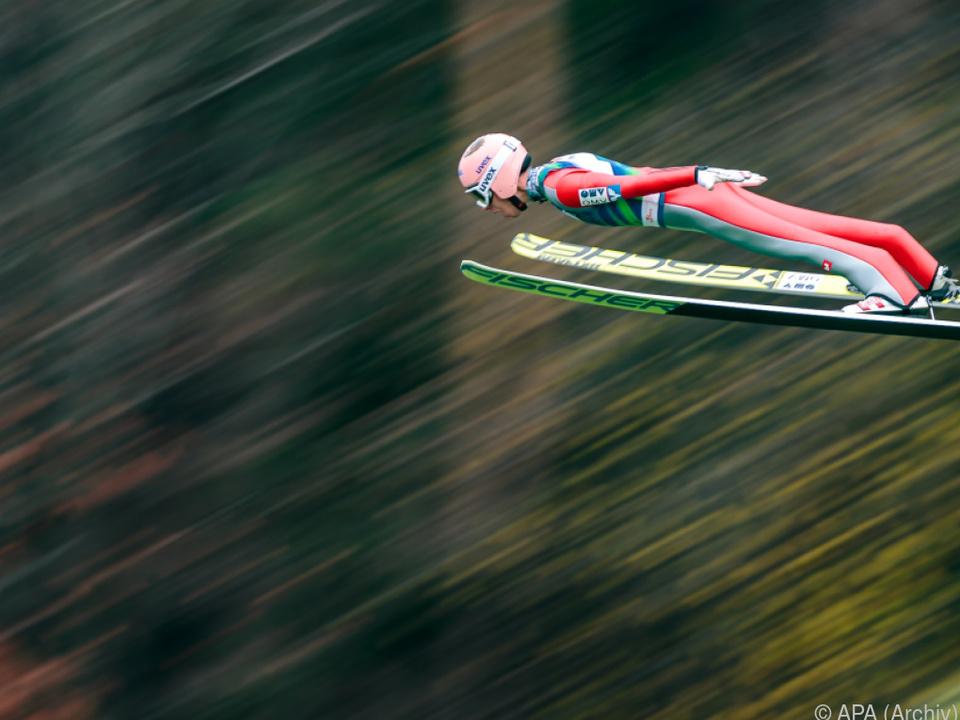 Stefan Kraft sprang als bester Österreicher auf Platz 13