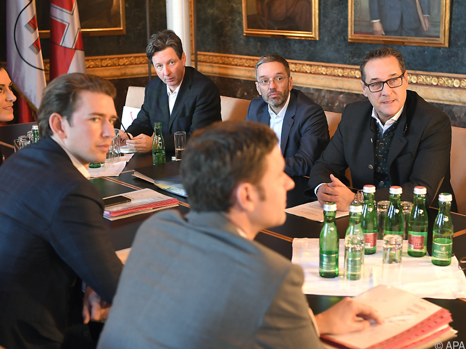 Steuerungsgruppe setzt Gespräche fort