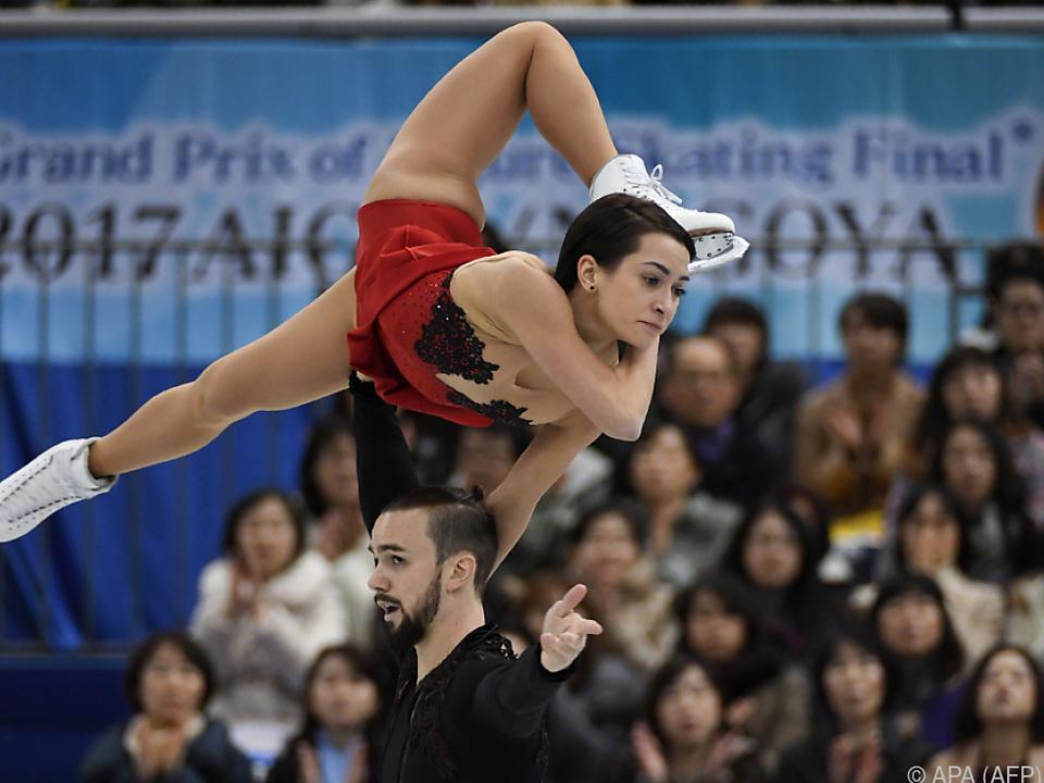 Stolbowa und Klimow starten zähneknirschend unter olympischer Flagge
