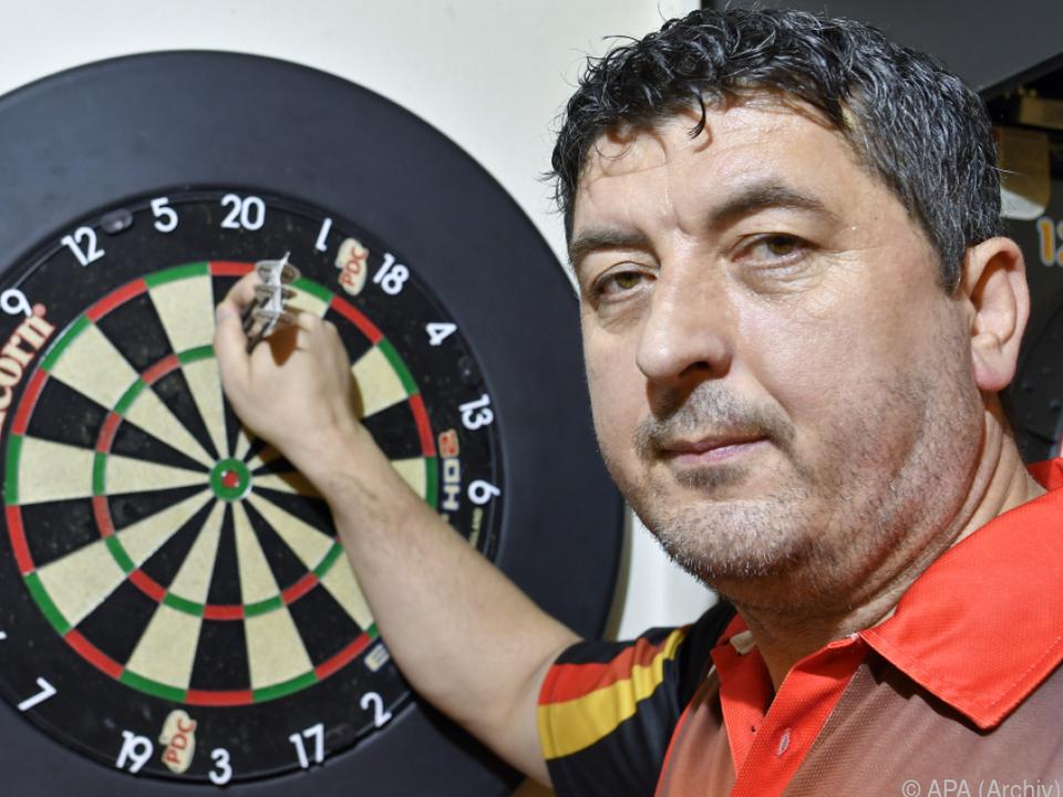 Suljovic verlor gegen Nummer 43