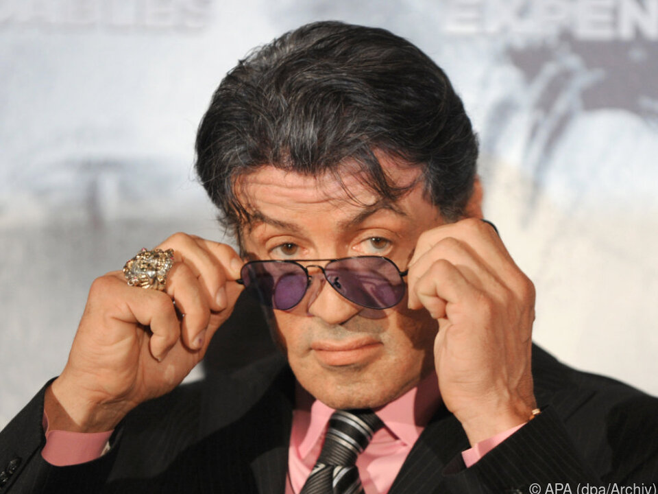 Sylvester Stallone unter Beschuss