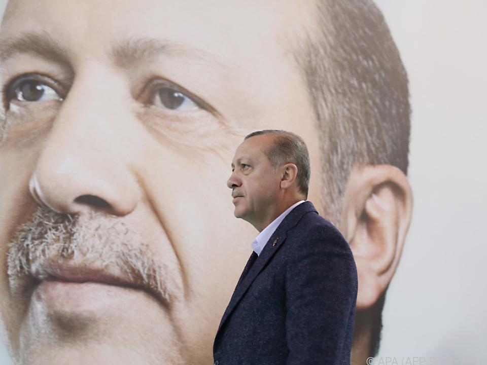Türkei hat ihre Probleme mit Schwarz-Blau