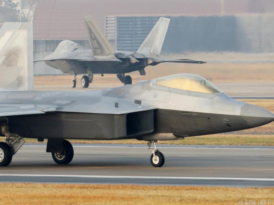 Über 200 Kampfjets sollen dabei sein
