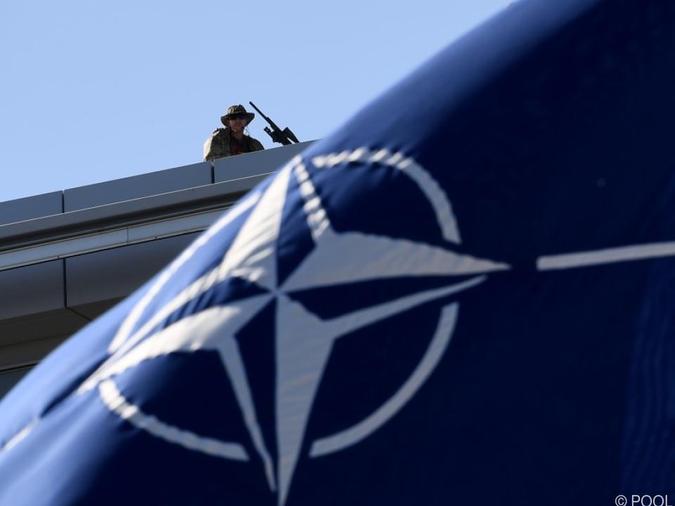 Umzug der NATO kostet 1,2 Milliarden Euro
