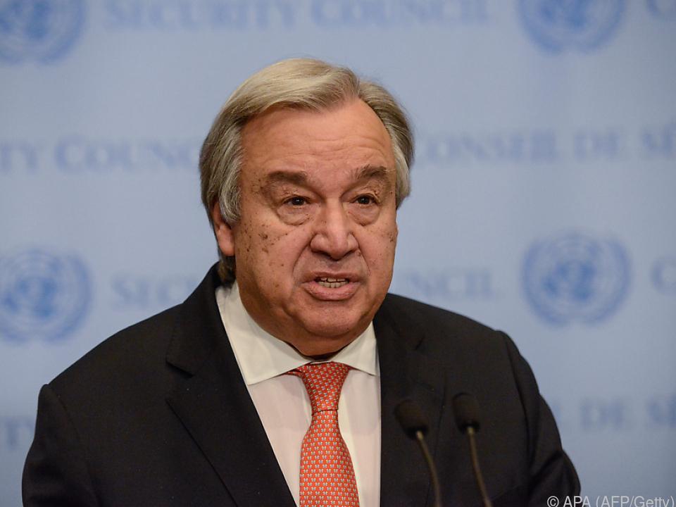 UNO-Generalsekretär fordert politische Lösung für den Jemen