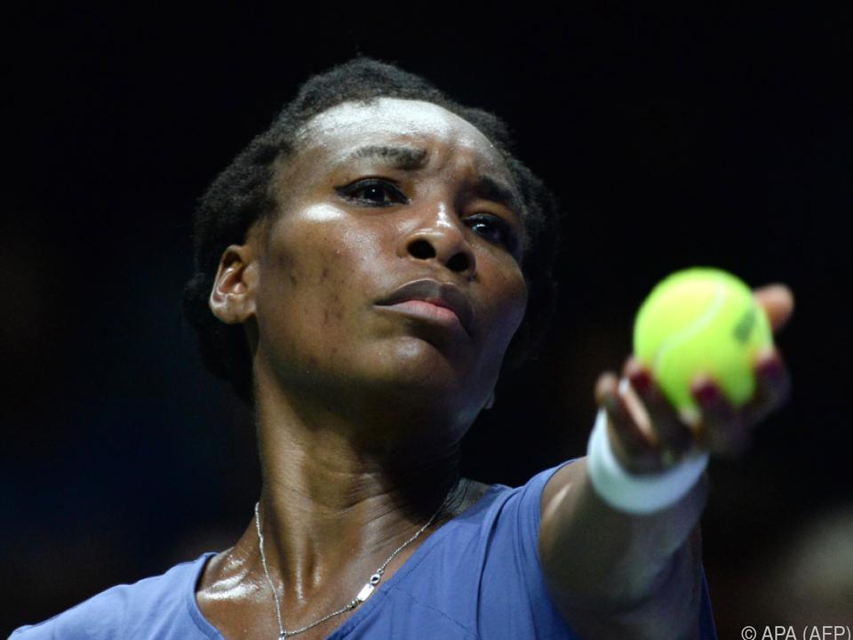 Venus Williams war in schweren Autounfall verwickelt