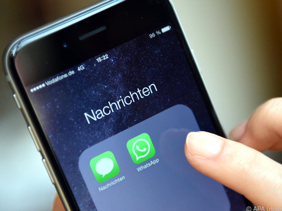 Viele Nutzer hatten Probleme mit Whatsapp