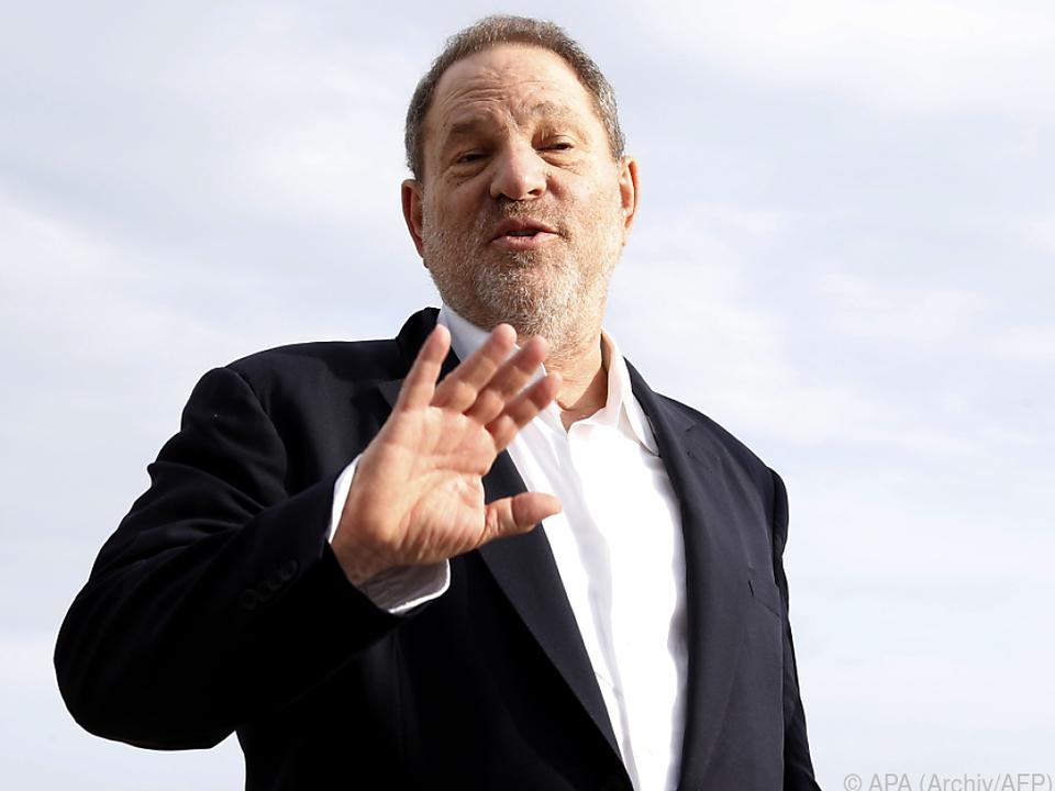Weinstein wird massiv beschuldigt