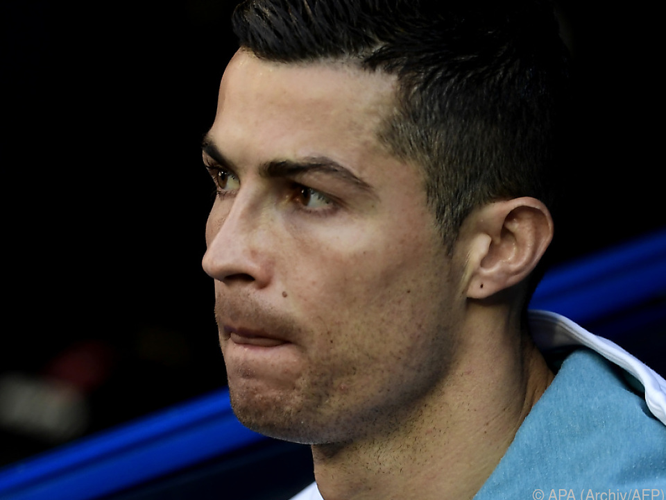 Weitere Auszeichnung für Ronaldo
