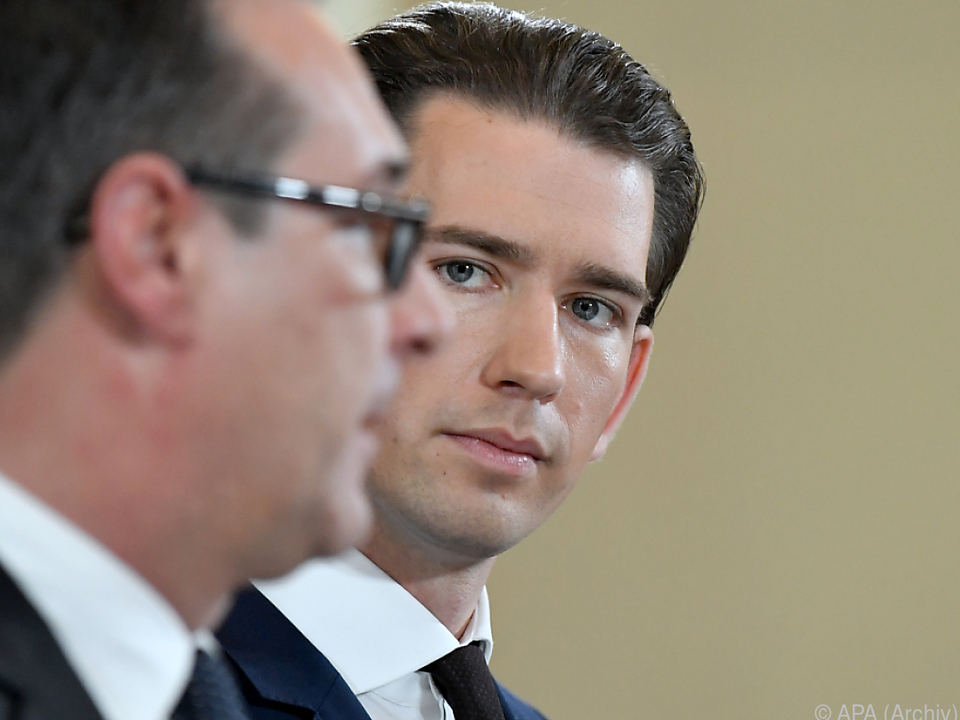 Weitere Verhandlungspunkte zwischen ÖVP und FPÖ abgehakt