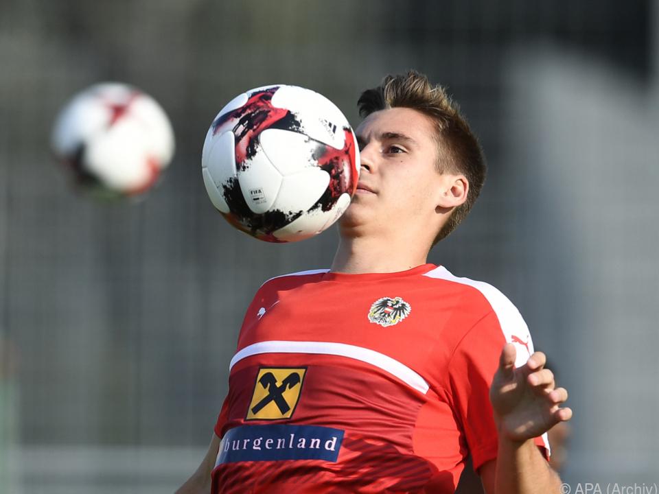 Wöber will beim Trainingslager von Ajax wieder dabei sein