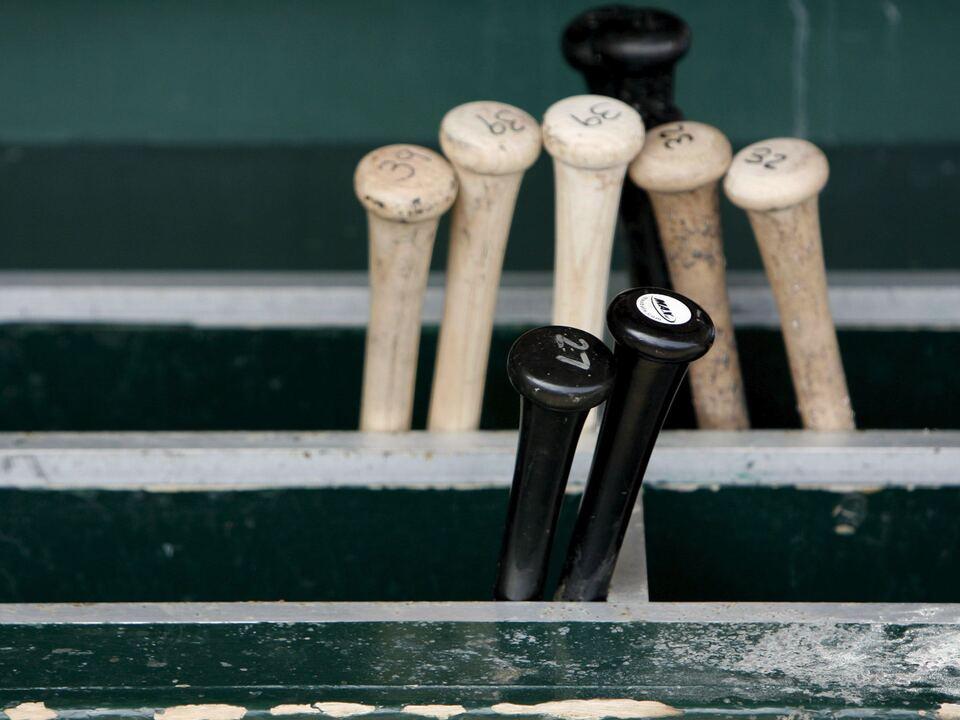 gewalt USA - Baseballschläger