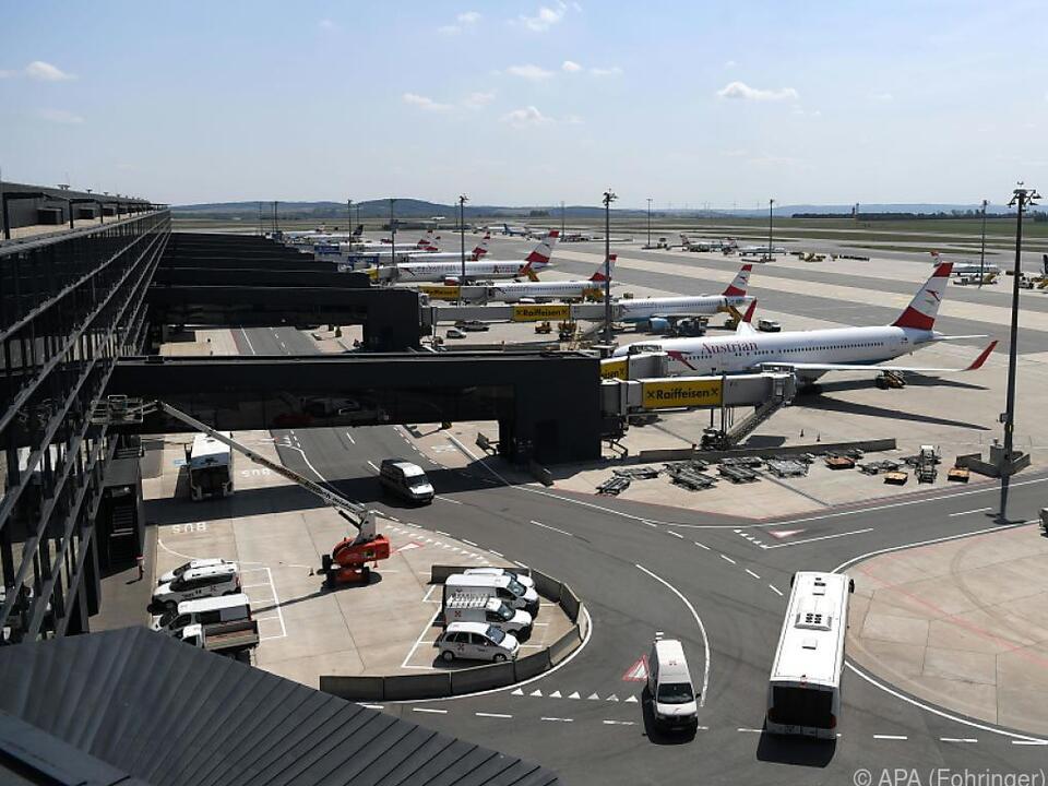 24,4 Mio. Fluggäste in Wien-Schwechat