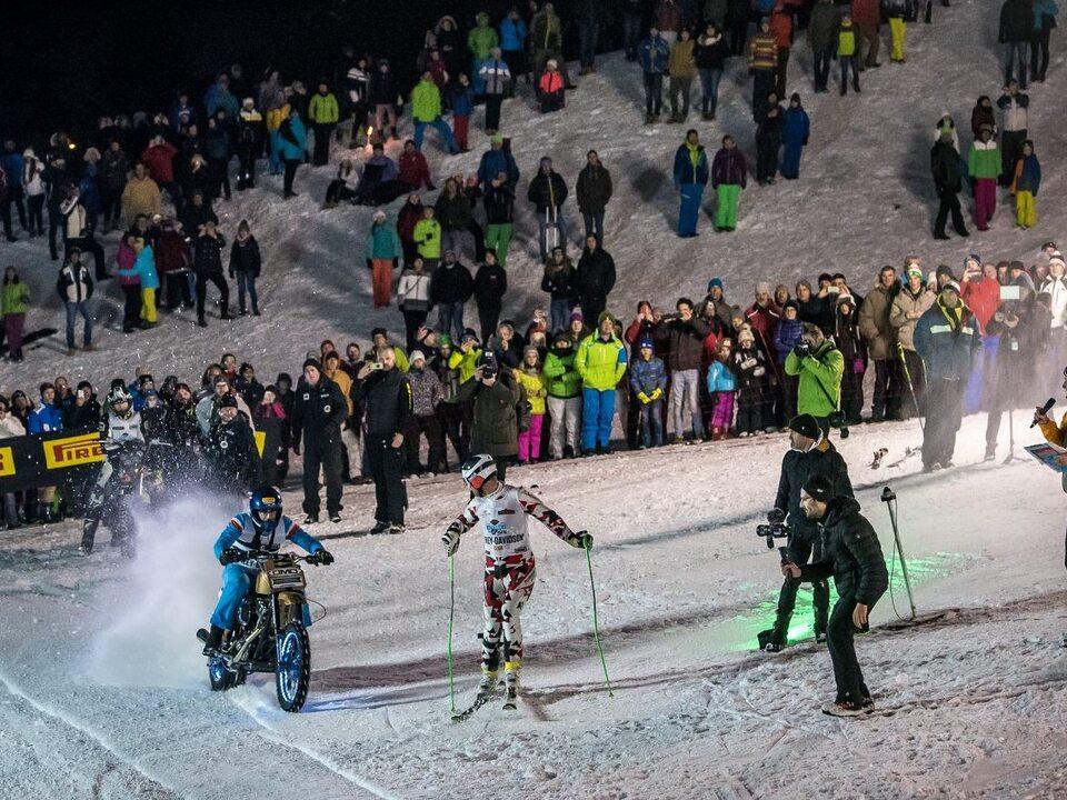 bike ski race
