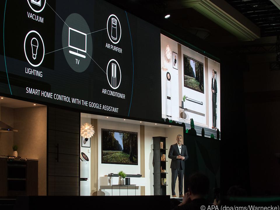 LGs ThinQ-Plattform macht den Fernseher zur klugen Steuerzentrale