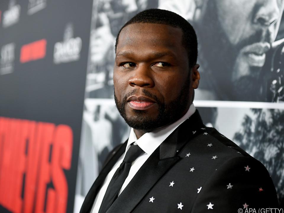 50 Cent gibt über neuen Film Auskunft