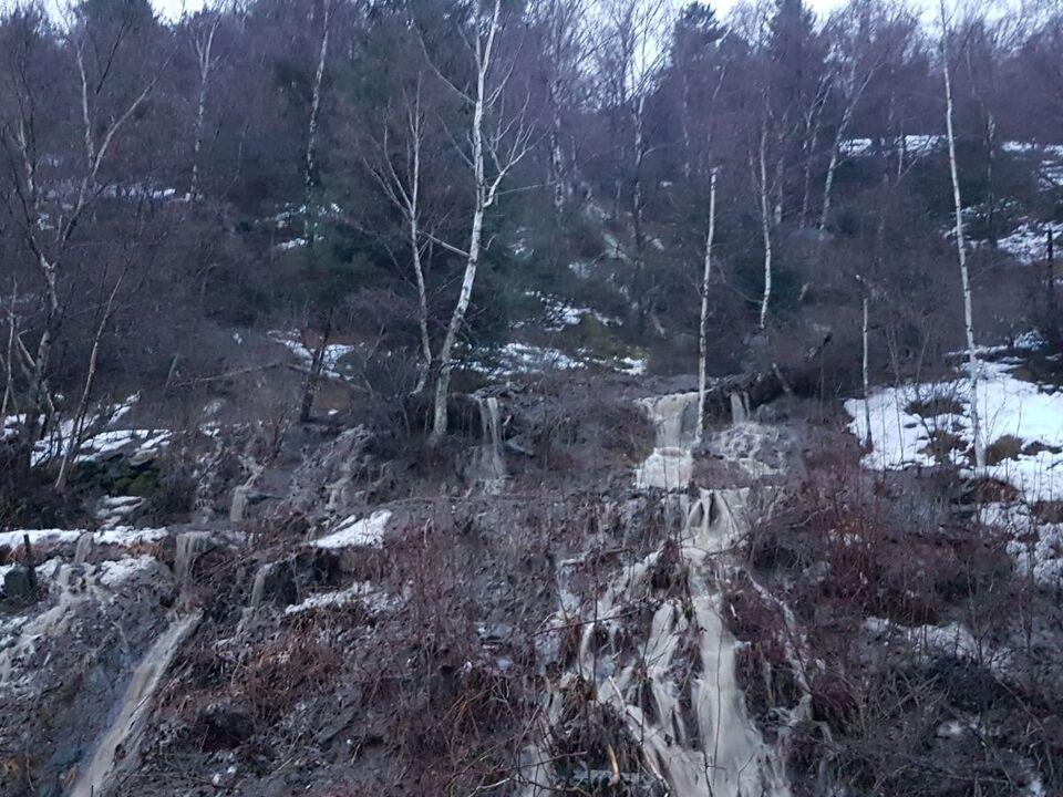 Vinschger Bahn Winter Mure