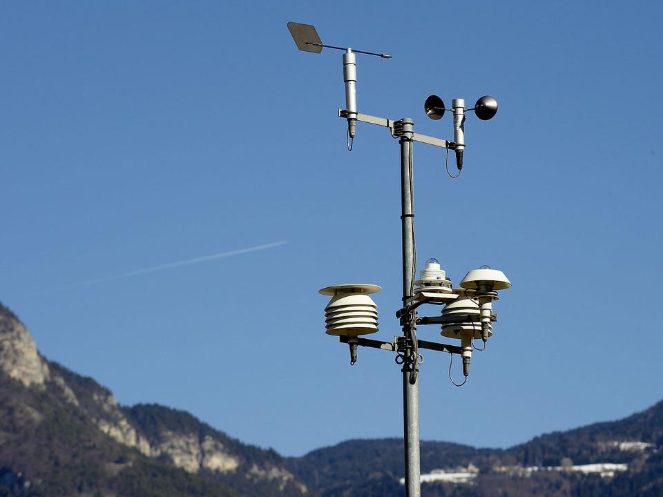 Luftqualität Messung