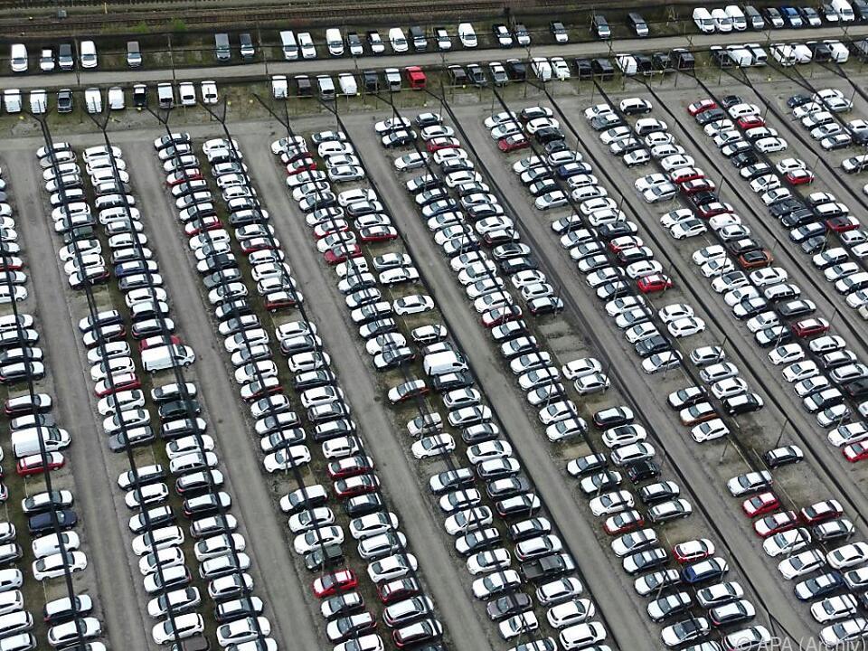 Abnahme der Automobilumsätze erwartet