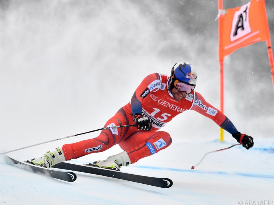 Aksel Lund Svindal heißer Favorit für Olympia