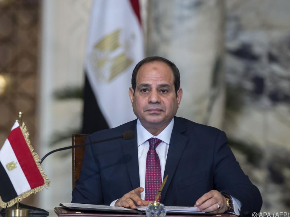 Al-Sisi bekommt Konkurrenz