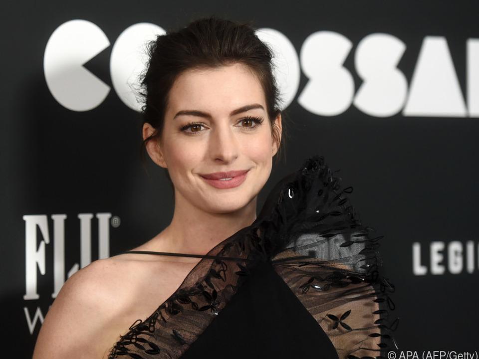 Anne Hathaway übernimmt in dem Film die Hauptrolle