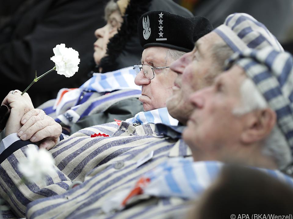 Appell von Holocaust-Überlebenden an Bundespräsident Van der Bellen