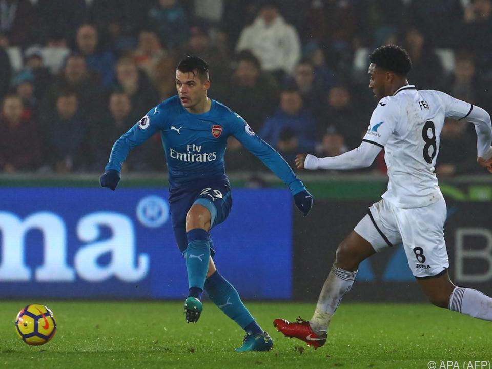 Arsenal verlor überraschend in Swansea