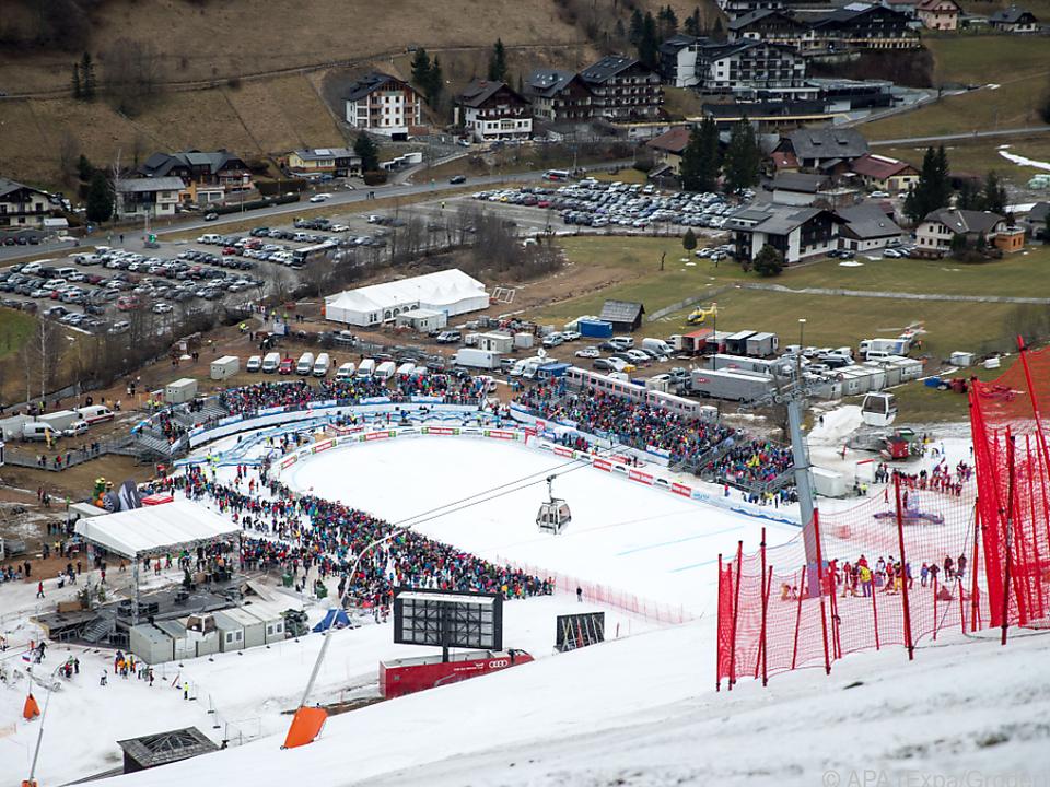 Auch beim letzten Weltcup in Bad Kleinkirchheim gab es Wetterprobleme