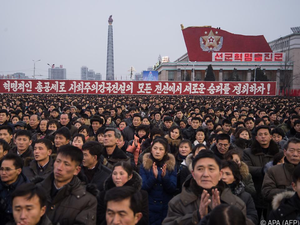 Auch in Nordkorea werden Christen verfolgt