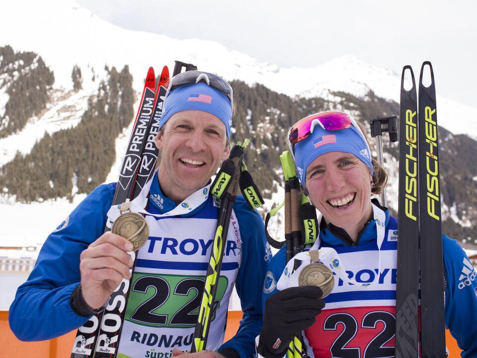 IBU Open European championships biathlon, medals, Ridnaun (ITA)
