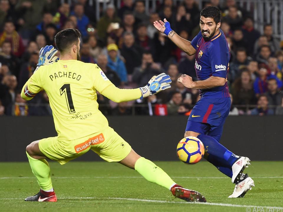Barcelona drehte den Spieß um