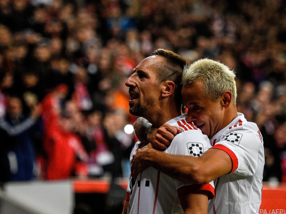 Bayern startete mit einem schmeichelhaften 3:1-Sieg in die Rückrunde