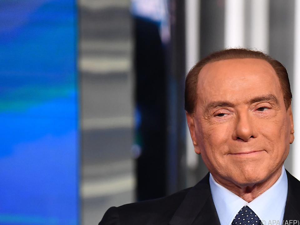 Berlusconis Haltung überrascht nicht