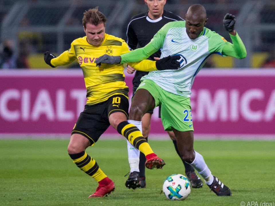 Borussia Dortmund verpasste Sprung auf Platz zwei