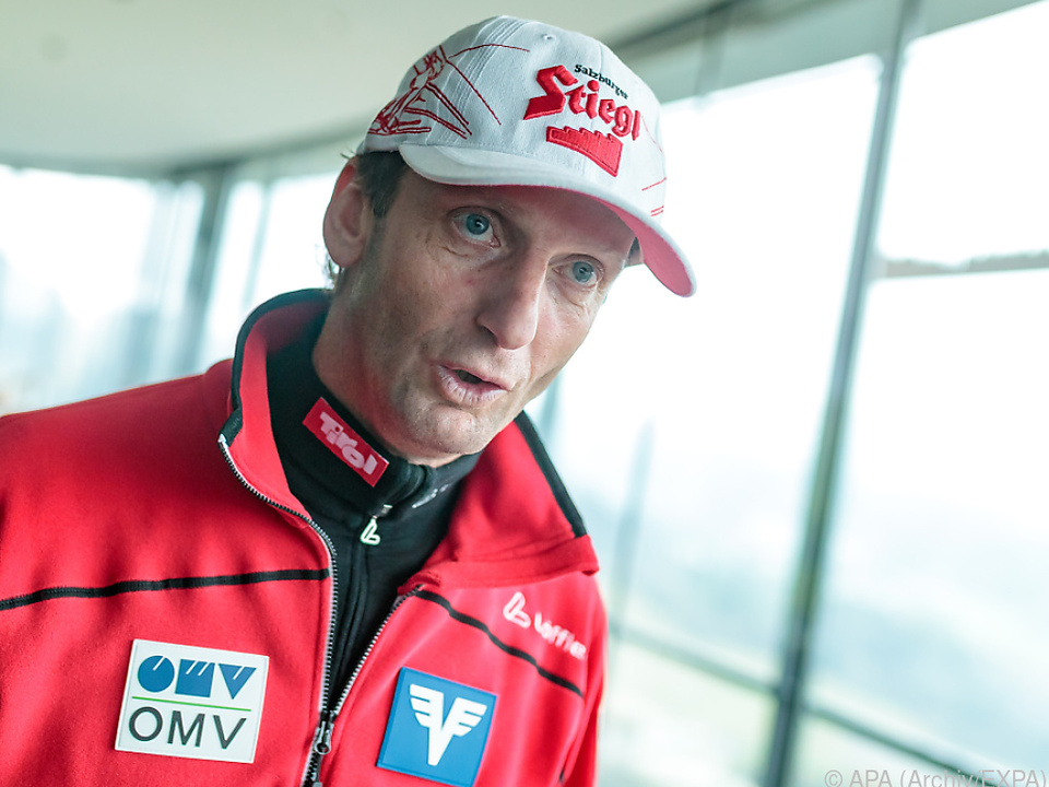 Cheftrainer Heinz Kuttin sprach von einer schwierigen Situation