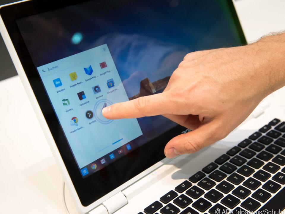 Chromebooks von Acer sind betroffen