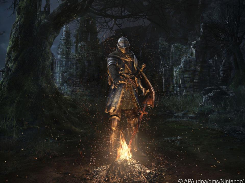 Dark Souls Remastered richtet sich an Erwachsene