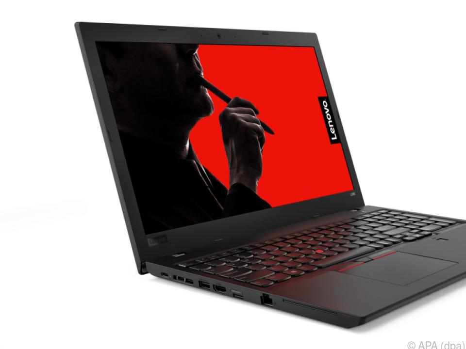 Das ThinkPad L580 kann man auch mit einer AMD-Grafikkarte ausrüsten