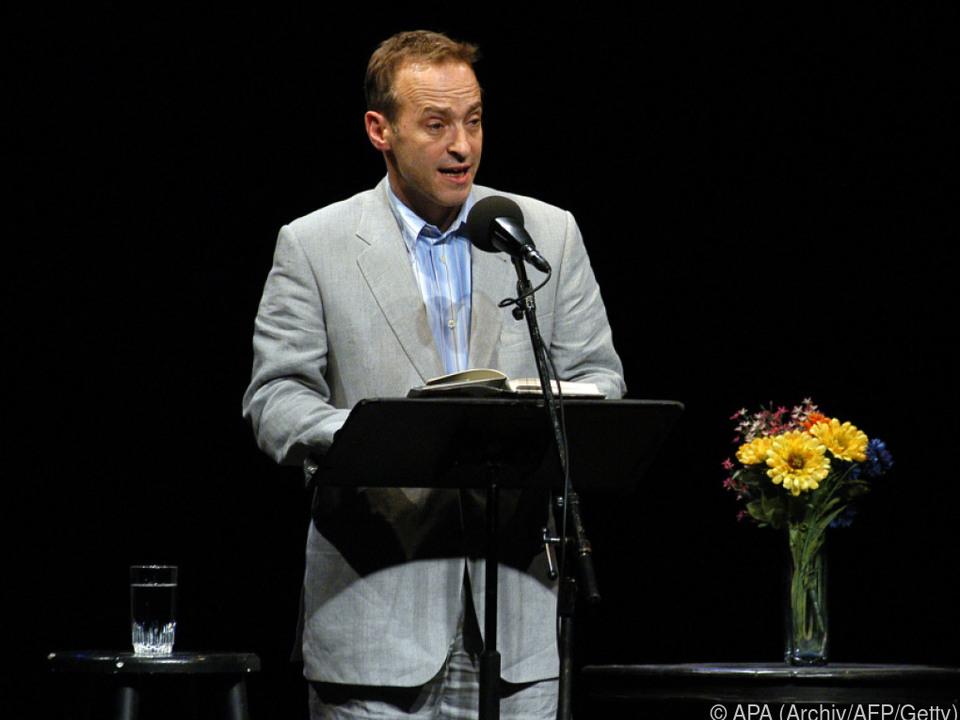 David Sedaris war überzeugt davon, die Drogen zu brauchen