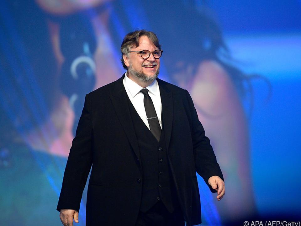 Del Toro möchte nun Werbung für \