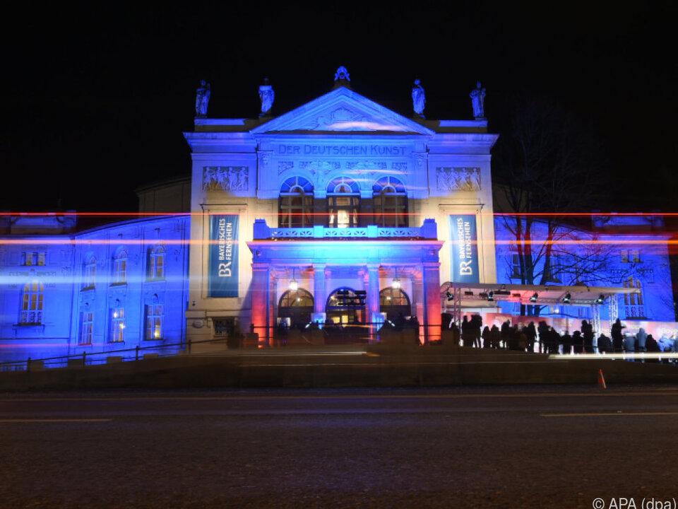 Der Bayerische Filmpreis wird im Prinzregententheater vergeben