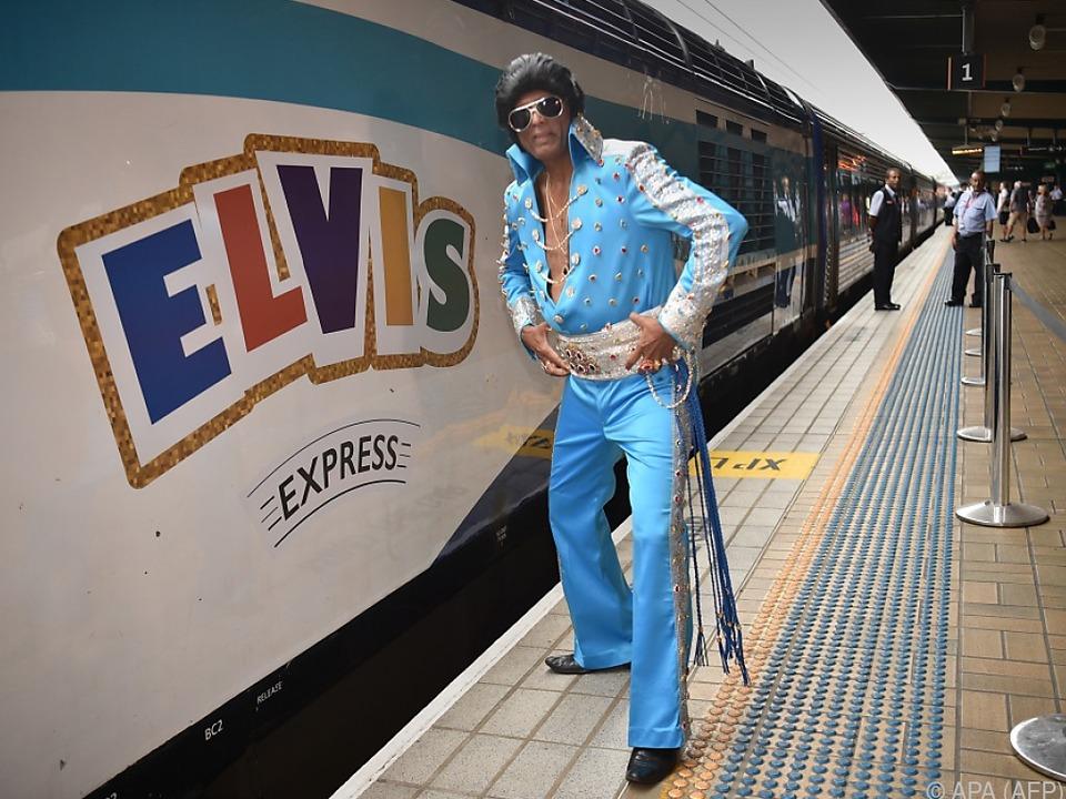 Der Elvis Express ist wieder unterwegs